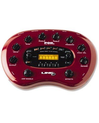 Line 6 POD Xt - китарен процесор