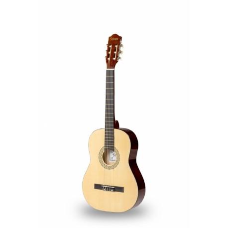 Класическа китара  - Selner 1/2 Nat