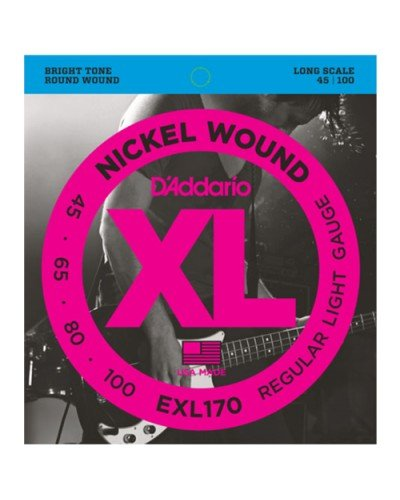 D'Addario  EXL170 - струни за бас китара