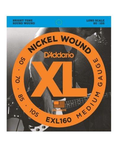 D'Addario  EXL160 - струни за бас китара