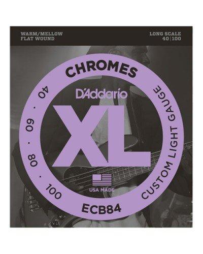 D'Addario ECB84 - струни за бас китара