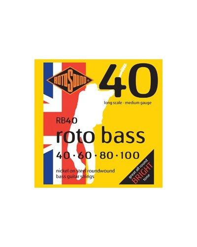 Rotosound RB40 - струни за бас китара