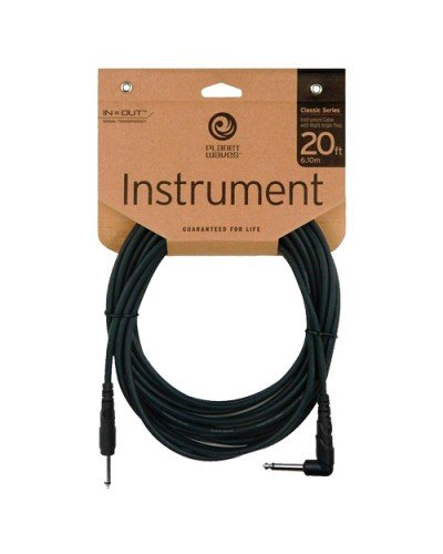 Planet Waves PW-CGTRA-20 инструментален кабел