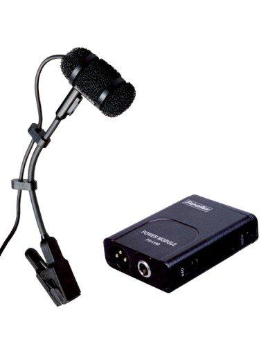 Superlux PRA383DXLR - микрофон с щипка за духови, струнни и ударни инструменти