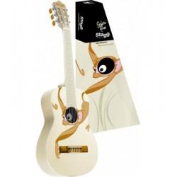 Stagg C530 MONKEY- 3/4 класическа китара