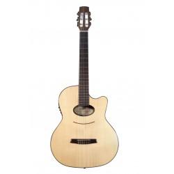 Класическа китара Кремона, серия Performer, модел Kiano, Lulo Reinhardt Signature