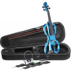 STAGG EVN 4/4-BL - елeктрическа цигулка