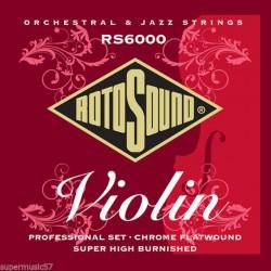 RS6000 Струни за цигулка