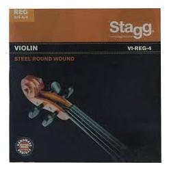 VI-REG-4 струни цигулка 3/4 и 4/4