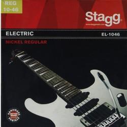 Stagg EL-10/46 Струни за електрическа китара