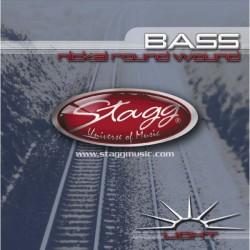 STAGG BA-4000  струни за 4 струнен бас