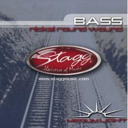 STAGG BA-4505 струни за 4 струнен бас