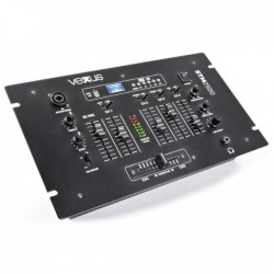 DJ МИКСЕР STM-2300 2-Channel Mixer USB/MP3