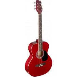 Stagg SA20A RED - Акустична китара