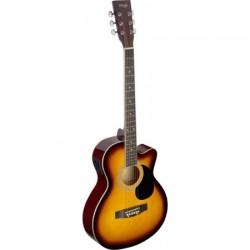 Stagg SA20ACE SNB - електро-акустична китара
