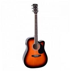 SOUNDSATION YOSEMITE- DNCE - SB - електроакустична китара