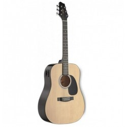 Stagg SW201N-VT електро-акустична китара