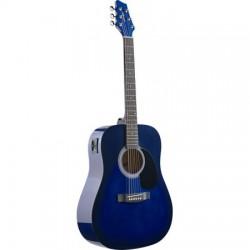 Stagg SW201 BLS-VT електро-акустична китара