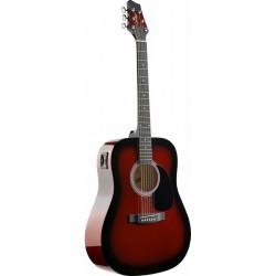 Stagg SW201 RDS-VT електро-акустична китара