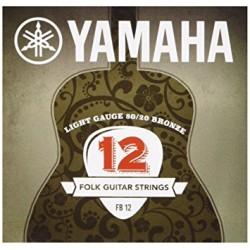 YAMAHA FB12 - струни за акустична китара