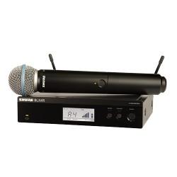 вокален безжичен микрофон SHURE BLX24E/B58 - K3E