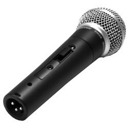 SHURE SM-58 SE - Динамичен вокален микрофон