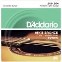 012  Комплекти за акустична китара