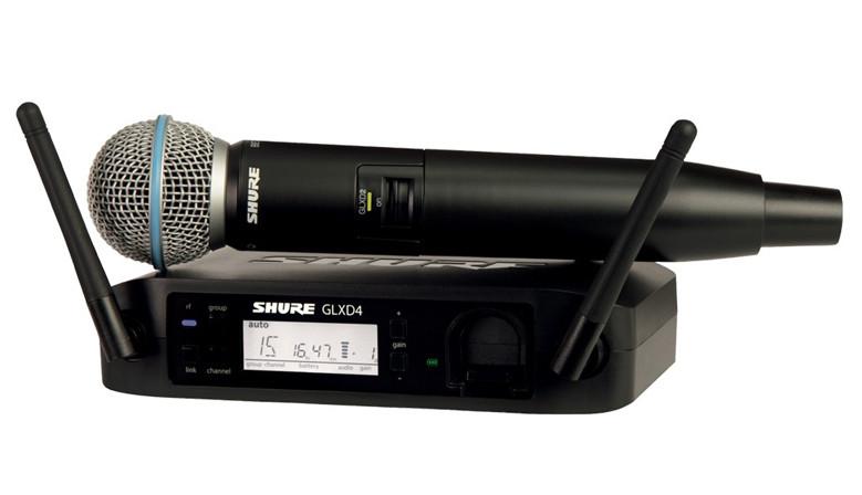 Безжични и жични микрофони